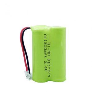 باتری قابل شارژ NiMH AA1800mAh 2.4V