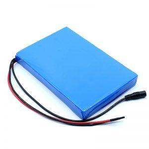 باتری لیتیوم 18650 12V 10AH برای دوچرخه برقی