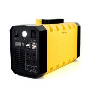 12v 30ah باتری اینورتر 500 وات قدرت قابل حمل