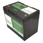 سلول استوانه ای قابل شارژ باتری لیتیوم 12 ولت 70 آمپر باتری خورشیدی