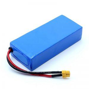 باتری قابل شارژ با کیفیت 12 ولت 12 آمپر باتری لیتیوم یون 3S6P باتری لیتیوم یون