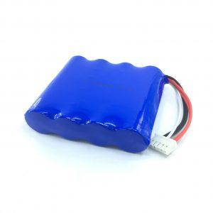 بسته باتری لیتیوم یون لیتیوم 14.8 ولت 2200 میلی آمپر ساعت 18650 برای جاروبرقی هوشمند