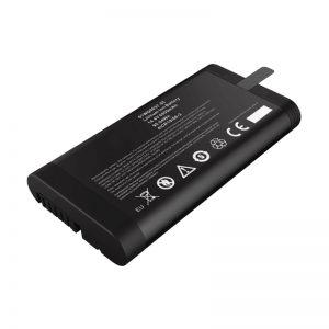 باتری 14.4V 6600mAh 18650 باتری لیتیوم یون پاناسونیک برای تست شبکه با پورت ارتباطی SMBUS