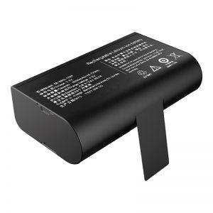 3.6V 5200mAh 18650 باتری لیتیوم یون باتری LG برای دستگاه POS دستی