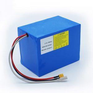 باتری لیتیوم 18650 48V 20.8AH برای دوچرخه برقی و کیت دوچرخه الکترونیکی