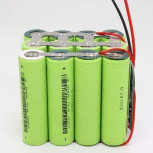عمده فروشی سفارشی 18650 لیتیوم 4s3p ضد آب PCB هیئت مدیره چرخه عمیق باتری 12v 10AH برای ابزار قدرت