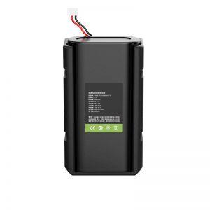 بسته باتری لیتیوم دمای پایین 18650 7.2V 2600mAh برای انتخابگر SEL