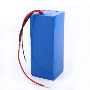 باتری لیتیوم 18650 72V 100AH 72V 100ah دستگاه اسکوتر برقی کیت دوچرخه لیتیوم بسته بندی باتری