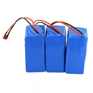 بسته باتری لیتیوم یون 5S2P سفارشی قابل شارژ 18 ولت 4.4 آمپر برای ابزارهای قدرت