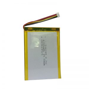 516285 3.7V 4200mAh باتری لیتیوم پلیمر ساز خانگی هوشمند