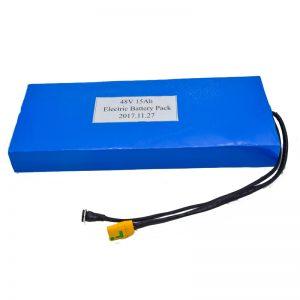 فروش عمده باتری لیتیوم 15 آمپر 48 ولت برای اسکوتر برقی