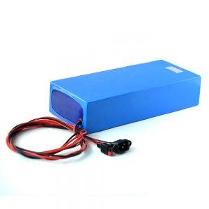 بسته باتری لیتیوم 48v 20ah برای اسکوتر برقی 48v 1000w باتری دوچرخه برقی