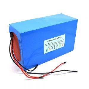 بسته باتری لیتیوم 48 ولت / 20 ساعت برای اسکوتر برقی