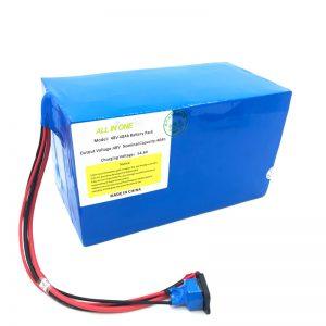 بسته باتری لیتیوم 18650 48 ولت 40 آمپر برای دوچرخه الکترونیکی ، قایق E ، اسکوتر برقی