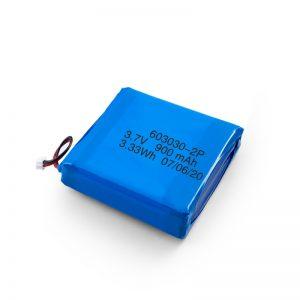 باتری قابل شارژ 3.7 ولت 450 530 550 700 750 800 900 مگاپیکسلی Li-Po Lipo