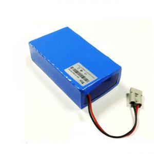 باتری لیتیوم یون 60v 12ah باتری اسکوتر برقی را بسته بندی می کند