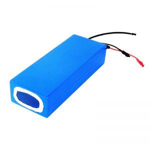 60 ولت باتری لیتیوم 60 ولت 12 آمپر 20 آمپر 40 آمپر ساعت 50 آمپر باتری لیتیوم یون برای اسکوتر برقی