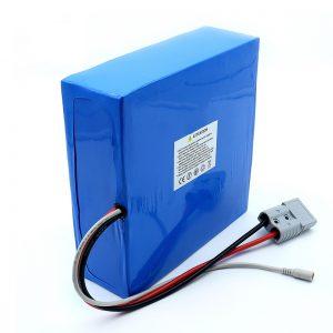 بسته باتری لیتیوم 60 ولت 30 آمپر 50 آمپر باتری لیتیوم برای اسکوتر برقی