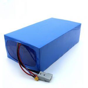 فروش گرم 2020 بسته باتری لیتیوم یون 60v 30ah فوق العاده قابل شارژ با EU