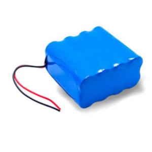 بسته باتری لیتیوم یون 2S4P 7.4V 12.0Ah باتری های لیتیوم یون akku برای پمپ آب خورشیدی استخر ماهی