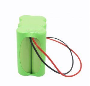 باتری قابل شارژ NiMH AA 2100mAh 7.2V