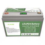 باتری ALL IN ONE چرخه عمیق 12V100Ah LiFePO4 با BMS هوشمند برای سیستم ذخیره سازی انرژی خانگی