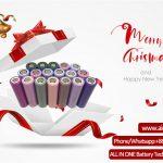 سلام کریستامس از همه در یک باتری Battery Technology Co Ltd