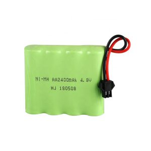 باتری قابل شارژ NiMH AA2400mAH 4.8V