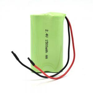باتری قابل شارژ NiMH AA1500mAh 2.4V