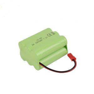 باتری قابل شارژ NiMH AA 1800mAH 7.2V