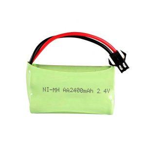 باتری قابل شارژ NiMH AA2400mAH 2.4V
