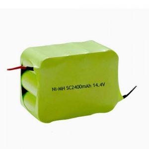 باتری قابل شارژ NiMH SC 2400mAH 14.4V