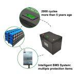 پارامترهای اساسی باتری لیتیوم