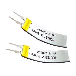 باتری سفارشی LiPO 3.7V 43mAH