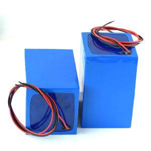 باتری لیتیوم 16s4p 18650 60v 40ah برای باتری قابل شارژ روروک مخصوص بچه ها