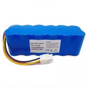 باتری جارو برقی جایگزین 14.4v با کیفیت بالا برای navibot SR8750 DJ96-00113C VCA-RBT20