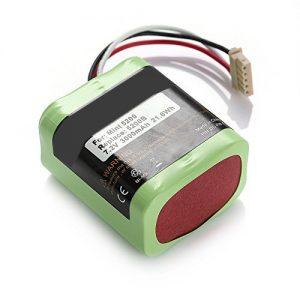بسته باتری Ni-MH قابل شارژ Beston Scooba Mint5200B 7.2V 3Ah برای جارو برقی iRobot